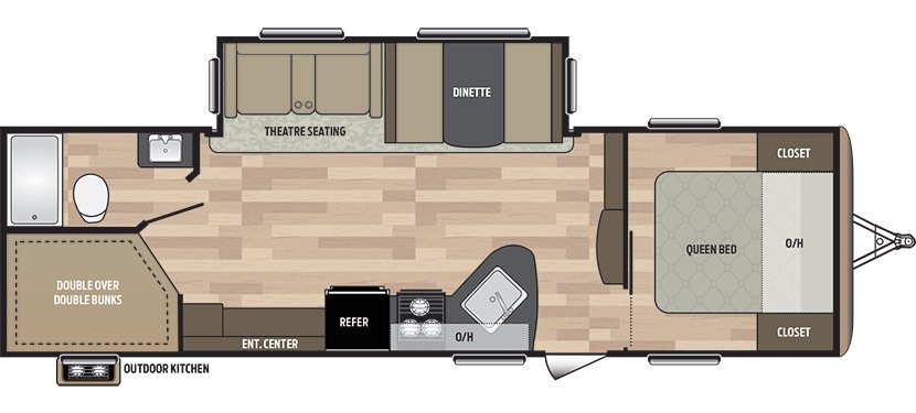 New Springdale 270LE Travel Trailer